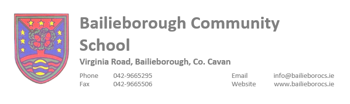 School Closure Information – Covid-19